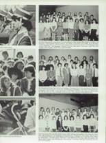 1984 Half Hollow Hills High School East Yearbook Page 136 & 137