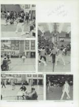 1984 Half Hollow Hills High School East Yearbook Page 140 & 141