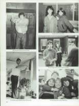 1984 Half Hollow Hills High School East Yearbook Page 142 & 143