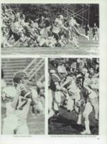 1984 Half Hollow Hills High School East Yearbook Page 146 & 147