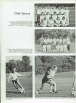 1984 Half Hollow Hills High School East Yearbook Page 152 & 153