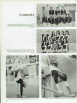 1984 Half Hollow Hills High School East Yearbook Page 154 & 155