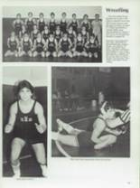1984 Half Hollow Hills High School East Yearbook Page 156 & 157