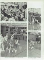 1984 Half Hollow Hills High School East Yearbook Page 160 & 161