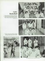 1984 Half Hollow Hills High School East Yearbook Page 162 & 163