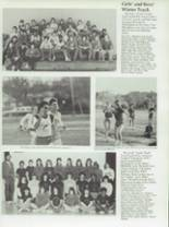 1984 Half Hollow Hills High School East Yearbook Page 164 & 165