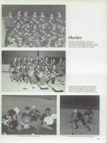 1984 Half Hollow Hills High School East Yearbook Page 166 & 167