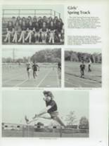 1984 Half Hollow Hills High School East Yearbook Page 170 & 171