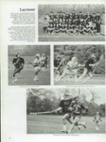 1984 Half Hollow Hills High School East Yearbook Page 174 & 175