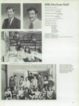 1984 Half Hollow Hills High School East Yearbook Page 200 & 201