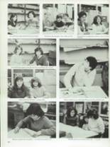 1984 Half Hollow Hills High School East Yearbook Page 202 & 203