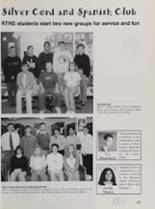 2000 Rochelle Township High School Yearbook Page 86 & 87
