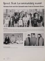 2000 Rochelle Township High School Yearbook Page 106 & 107