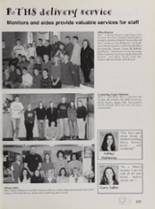 2000 Rochelle Township High School Yearbook Page 108 & 109