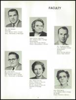 1960 Richmond High School Yearbook Page 12 & 13
