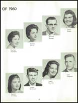 1960 Richmond High School Yearbook Page 18 & 19