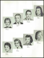 1960 Richmond High School Yearbook Page 20 & 21