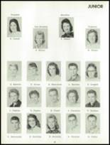 1960 Richmond High School Yearbook Page 32 & 33