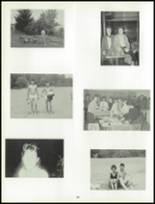1960 Richmond High School Yearbook Page 36 & 37
