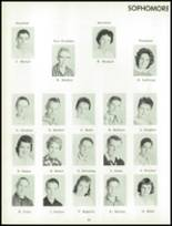 1960 Richmond High School Yearbook Page 38 & 39