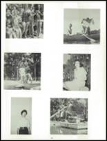 1960 Richmond High School Yearbook Page 40 & 41