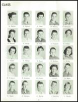 1960 Richmond High School Yearbook Page 44 & 45