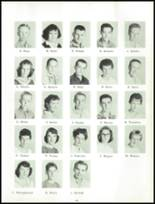 1960 Richmond High School Yearbook Page 46 & 47