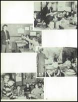1960 Richmond High School Yearbook Page 54 & 55