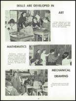 1960 Richmond High School Yearbook Page 70 & 71