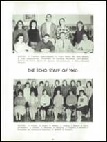 1960 Richmond High School Yearbook Page 72 & 73