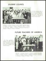 1960 Richmond High School Yearbook Page 74 & 75