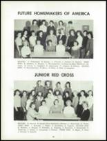 1960 Richmond High School Yearbook Page 82 & 83