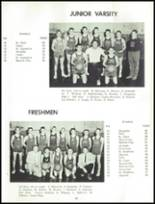 1960 Richmond High School Yearbook Page 90 & 91