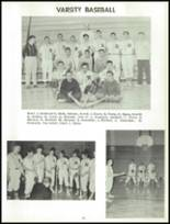 1960 Richmond High School Yearbook Page 94 & 95