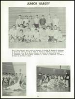 1960 Richmond High School Yearbook Page 96 & 97