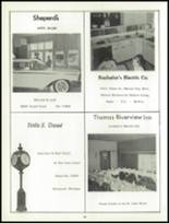 1960 Richmond High School Yearbook Page 100 & 101