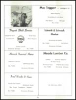 1960 Richmond High School Yearbook Page 104 & 105