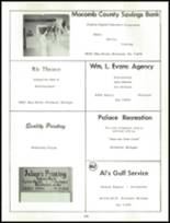 1960 Richmond High School Yearbook Page 108 & 109
