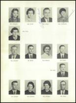 1963 Stedman High School Yearbook Page 10 & 11
