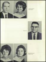 1963 Stedman High School Yearbook Page 22 & 23