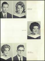1963 Stedman High School Yearbook Page 24 & 25