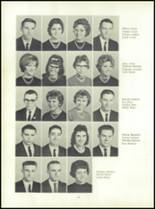 1963 Stedman High School Yearbook Page 36 & 37