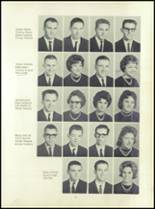 1963 Stedman High School Yearbook Page 38 & 39
