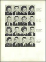 1963 Stedman High School Yearbook Page 40 & 41