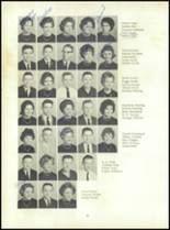 1963 Stedman High School Yearbook Page 52 & 53