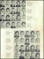 1963 Stedman High School Yearbook Page 54 & 55