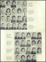 1963 Stedman High School Yearbook Page 56 & 57