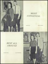 1963 Stedman High School Yearbook Page 66 & 67