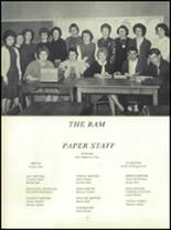 1963 Stedman High School Yearbook Page 76 & 77