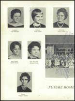 1963 Stedman High School Yearbook Page 80 & 81
